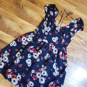 Adorable Floral Sun Dress from Abercrombie